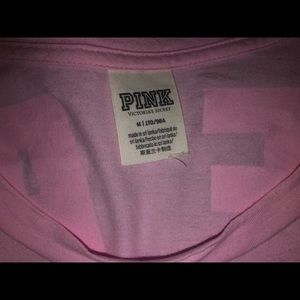 PINK Victoria's Secret Tops - Light Pink PINK Victoria's Secret TShirt